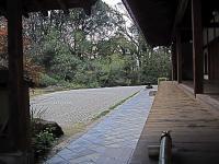 南宋寺-石庭(枯山水)