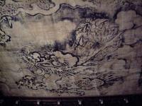 南宋寺-仏殿天井の八方睨みの龍