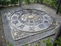 南宋寺-方位盤