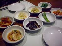 百済-韓定食